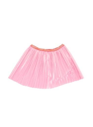 Barbie Barbie Neon Pembe Etek Pembe